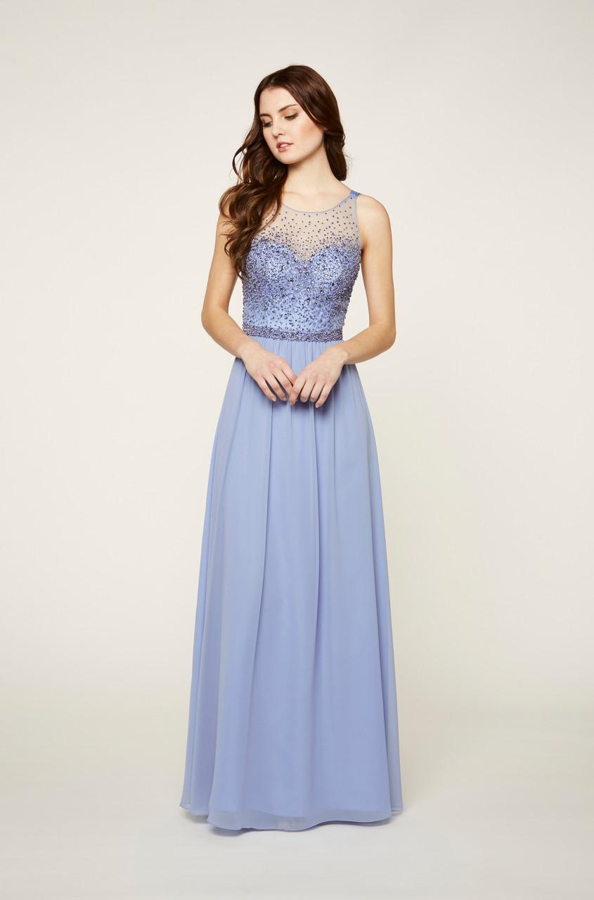 Sparkling Jewel Maxi Dress