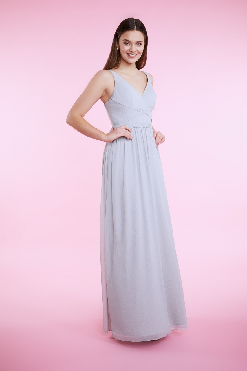LOVELY CHIFFON DRESS