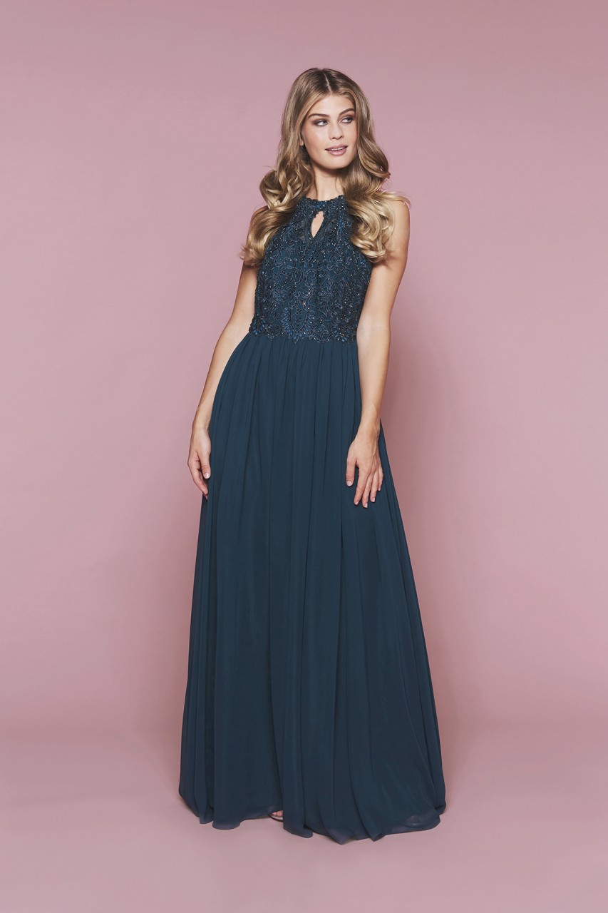 VIVID DREAMS MAXI DRESS
