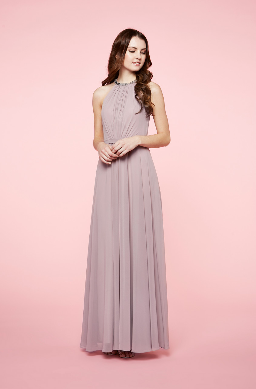 Twinkling Chiffon Dress