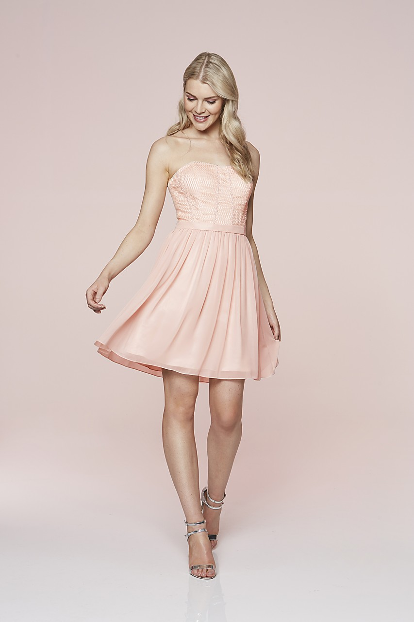 Sweet Blush Dress