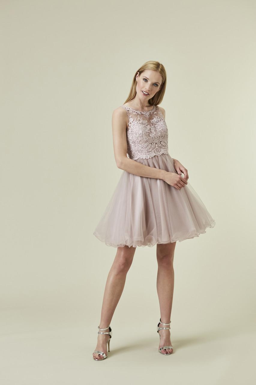 PRINCESS TULLE DRESS
