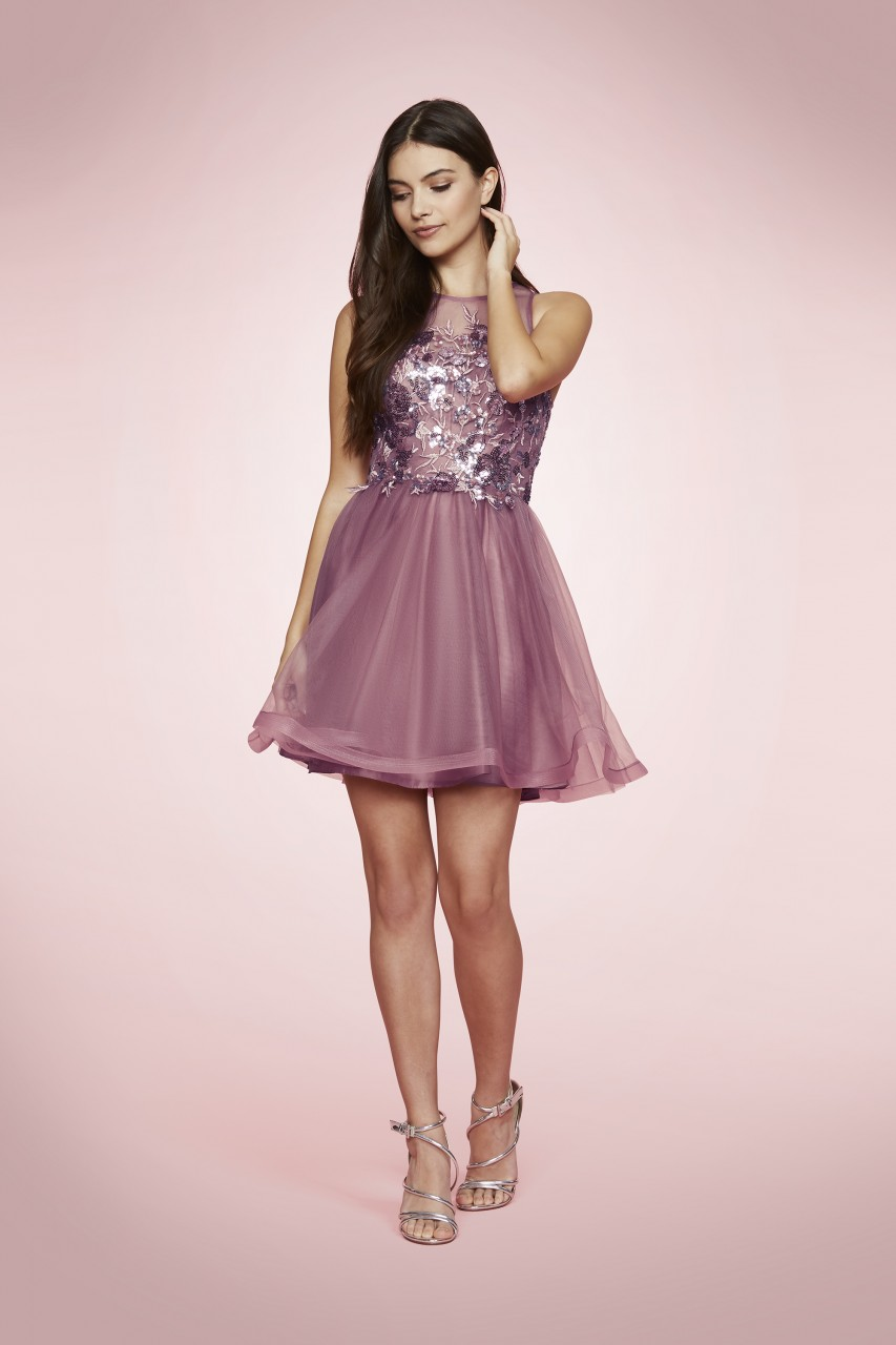 SEQUIN GODDESS DRESS