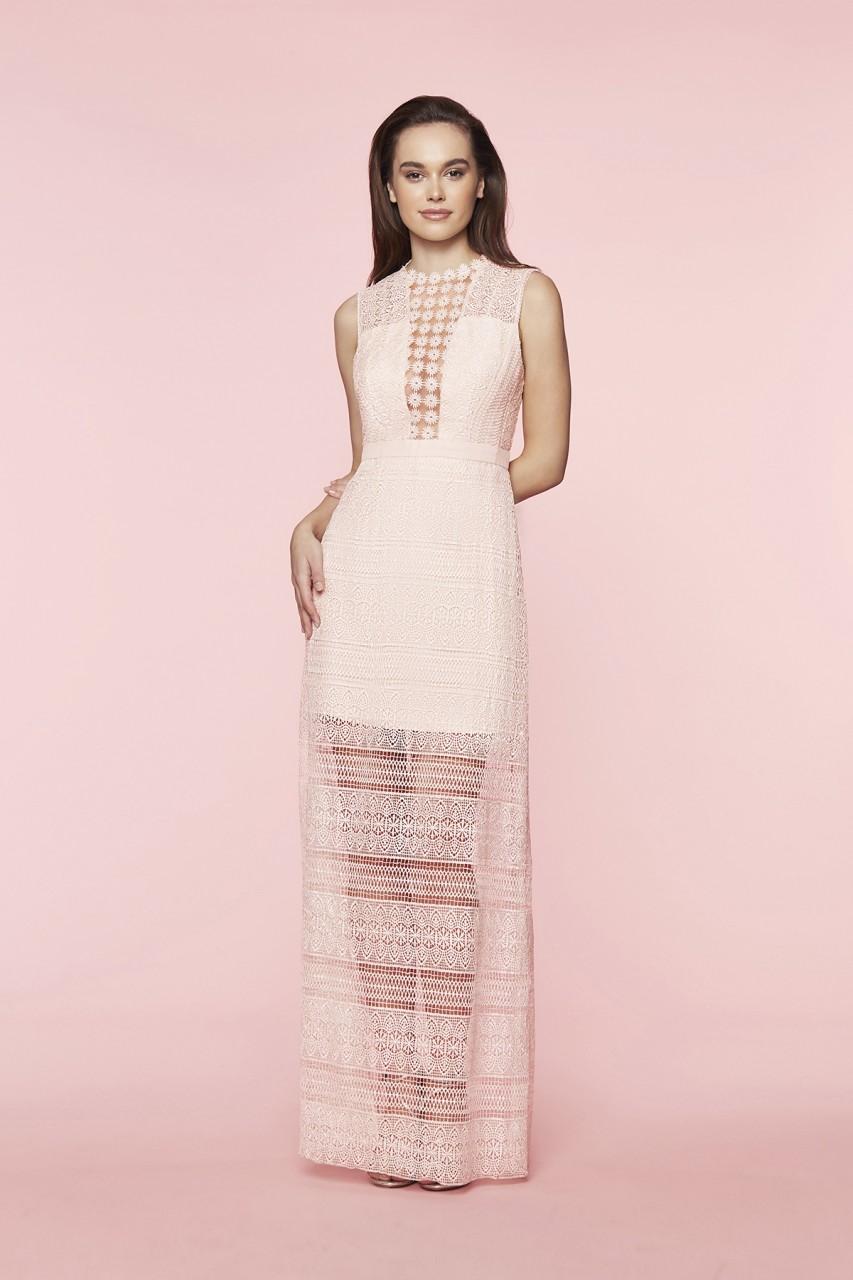 CROCHET DESIRE DRESS