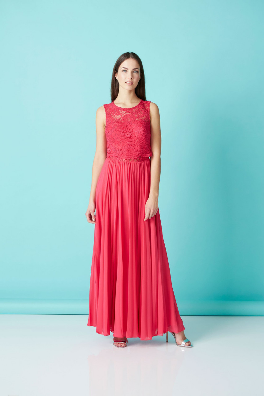 Summer Pleated Dress