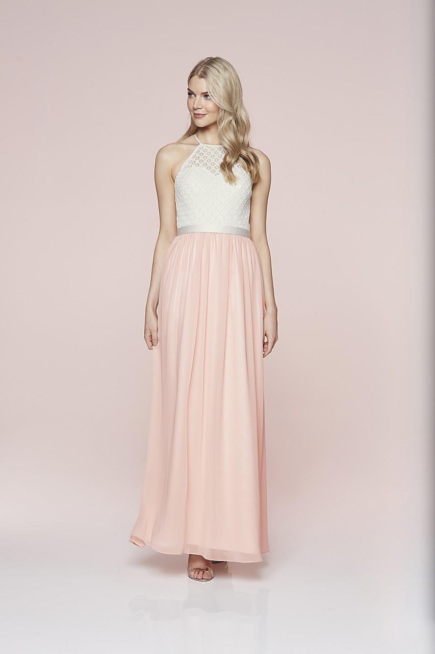 Fairy Two Tone Maxi Dress
