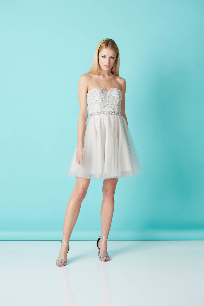 Sparkling Sweetheart Dress