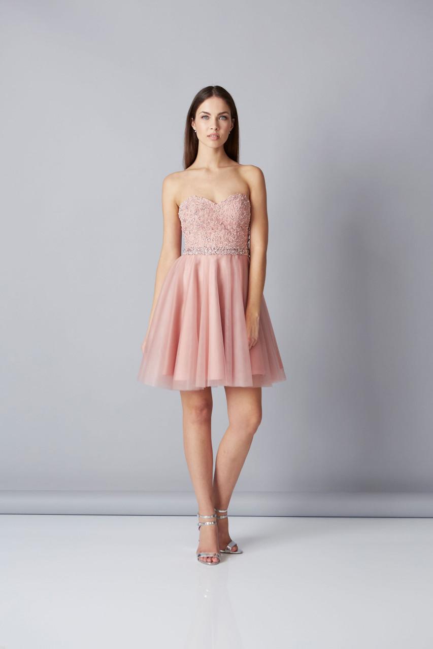 Sparkling Sweetheart Dress