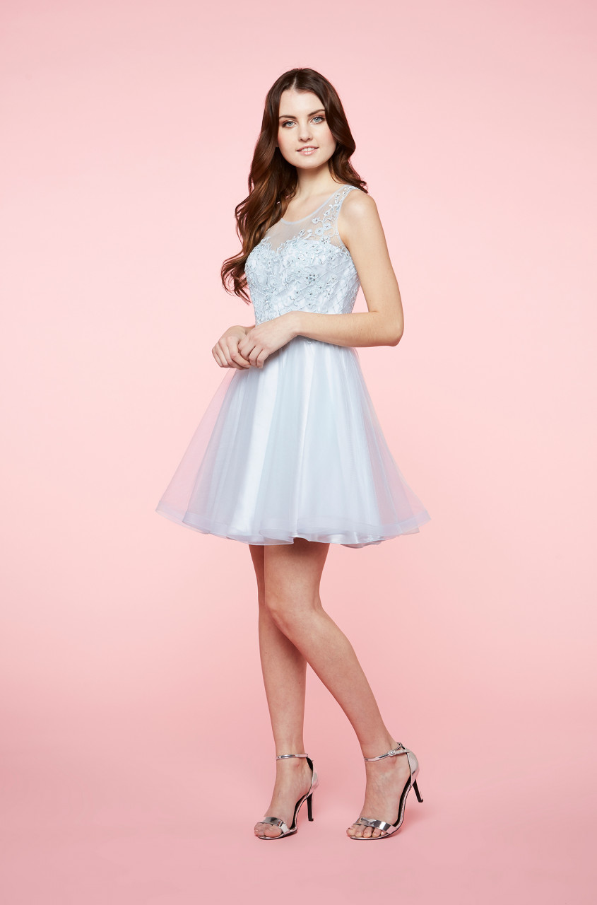 Midnight Glance Dress