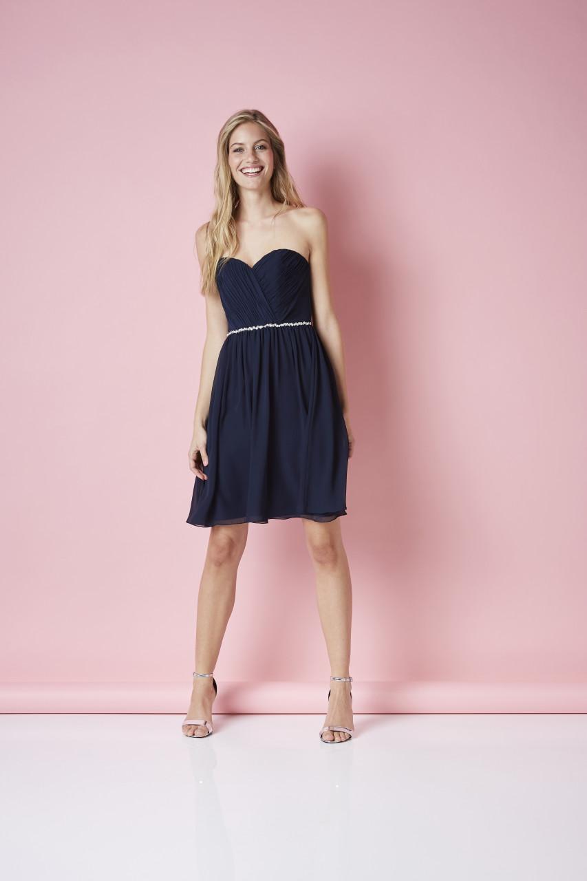FLARED SWEETHEART DRESS