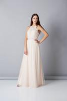 Graceful Sheer Dress