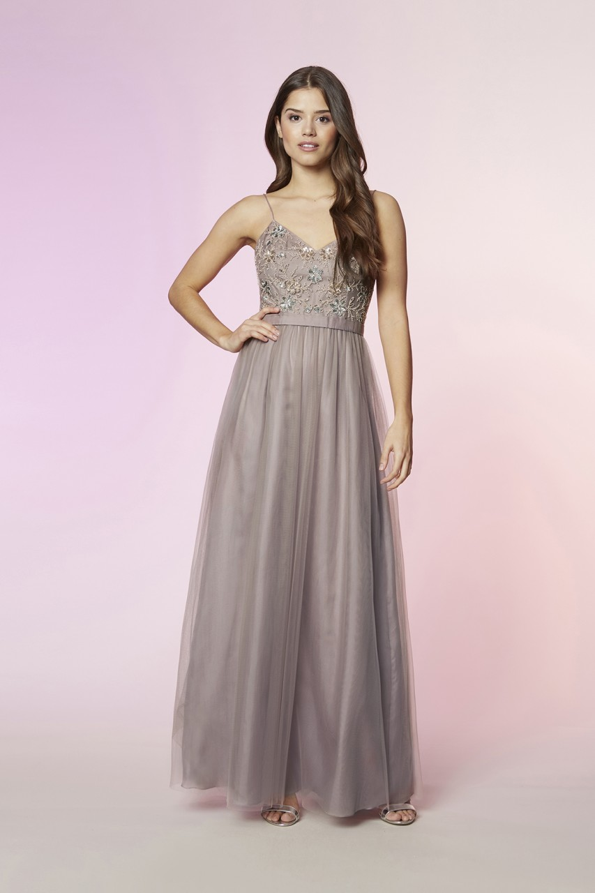 SWEET FLOURISH MAXI DRESS